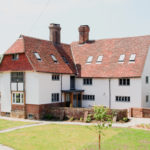 16th Century Grade II listed hall house, East Sussex